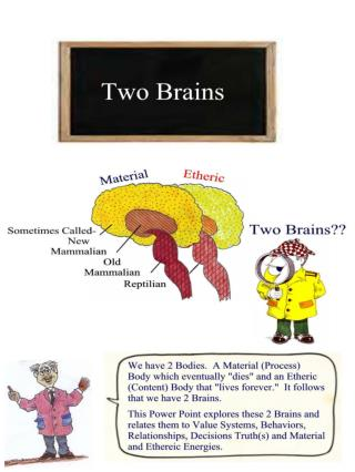 5f. Two Brains