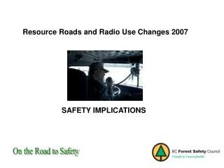 On the Road to Safety
