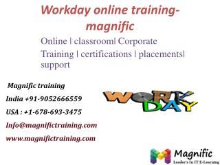 workday online training