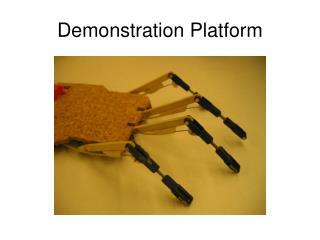 Demonstration Platform