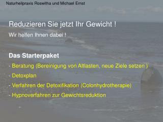 Naturheilpraxis Roswitha und Michael Ernst