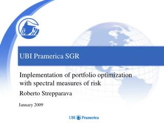 UBI Pramerica SGR
