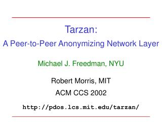 Participant can communicate  anonymously  with non-participant User can talk to CNN