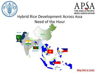 Hybrid Rice Development Across Asia  Need of the Hour
