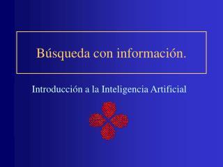 Búsqueda con información.