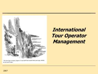 International Tour Operator Management