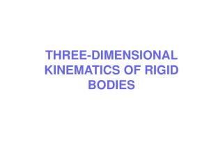 2 kinematics of a rigid body 29 rigid body rotations of configurations 291 a rigid body rotation of the current configuration kinematics_of_cm_09_rigid_body_rotationsdoc.