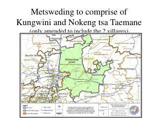 Ekurhuleni – no changes to municipal boundary