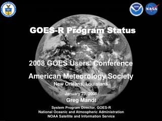 NOAA Satellite and Information Service