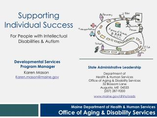 Maine Department  of Health & Human  Services Office  of Aging & Disability  Services