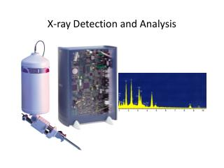 X-ray  D etection and Analysis