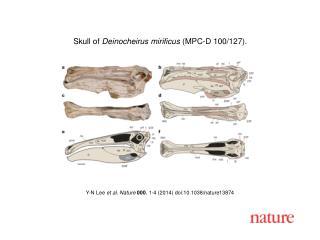 Y-N Lee  et al. Nature  000 , 1-4 (2014)  doi:10.1038/nature13874