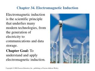 Chapter 34. Electromagnetic Induction
