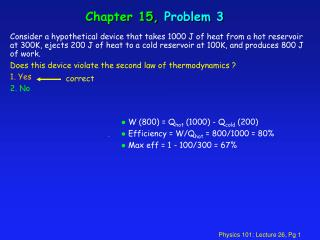 Chapter 15, Problem 3
