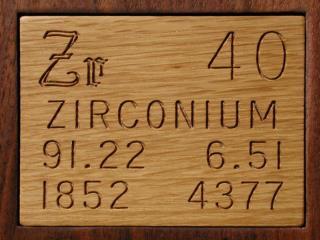 Pure Zirconium