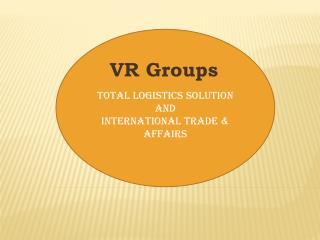 VR Groups