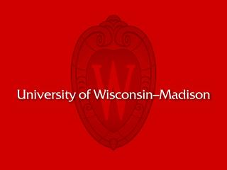 The University of  Wisconsin-Madison  is a  public  land -grant institution established in 1848.