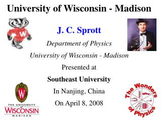University of Wisconsin - Madison