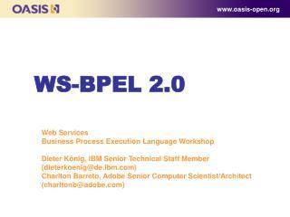 WS-BPEL 2.0
