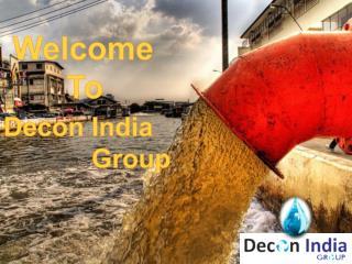 Effluent Treatment Plant Manufacturer,Supplier in Delhi