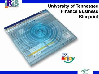 University of Tennessee Finance Business  Blueprint