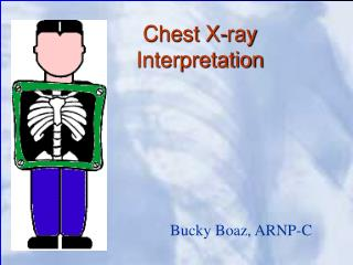 Chest X-ray Interpretation