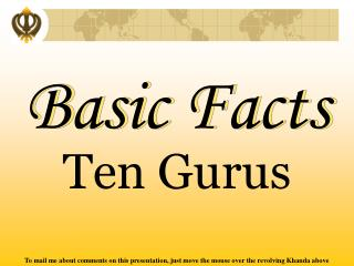 Basic Facts