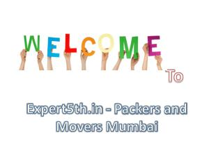 Expert5th.in Provide Best Packers for You