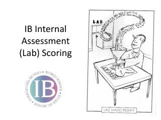 IB Internal Assessment (Lab) Scoring