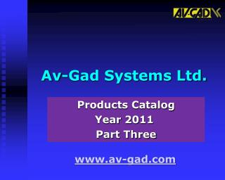 Av-Gad Systems Ltd.