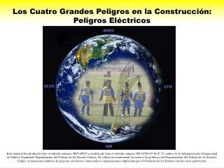 Los Cuatro Grandes Peligros en la Construcci n: Peligros El ctricos