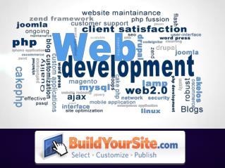 Build a Website California