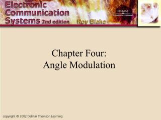 Chapter Four: Angle Modulation