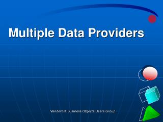 Multiple Data Providers