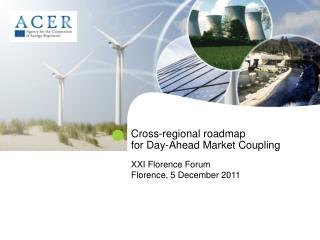 Cross-regional roadmap  for Day-Ahead Market Coupling