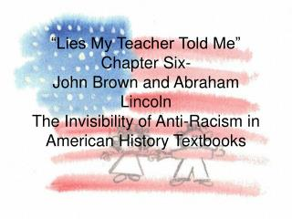 The Invisibility of Anti-Racism
