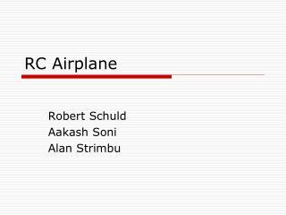 RC Airplane