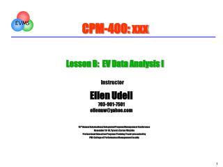 CPM-400: xxx