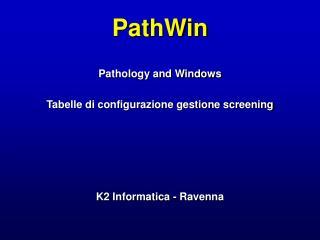 PathWin