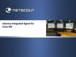 nGenius Integrated Agent for  Cisco ISR