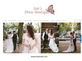 Custom Design Couture Wedding Dresses