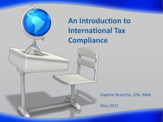An Introduction to International Tax Compliance