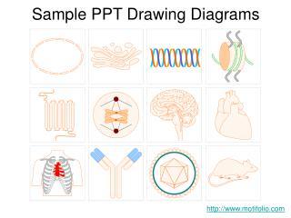 Sample PPT Drawing Diagrams