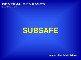 SUBSAFE
