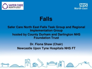 Reducing harm from falls