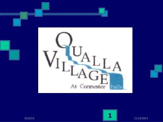 Qualla Village  Foreclosure Update