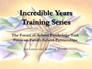 Incredible Years Training Series