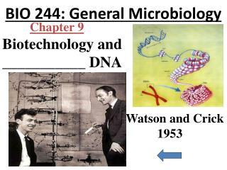 BIO 244: General Microbiology