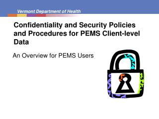 confidentiality training for pems users