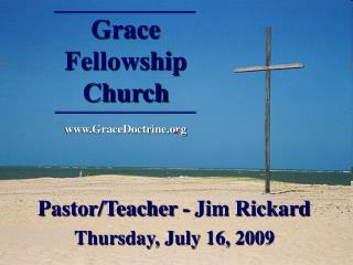 Grace  Fellowship  Church GraceDoctrine